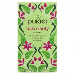 TULSI CLARITY (Pukka) x 20