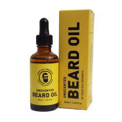 UNSCENTED BEARD OIL (Good Day Organics) 50ml
