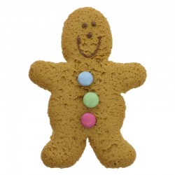 VEGAN GINGERBREAD MAN (Lottie Shaw) 50g