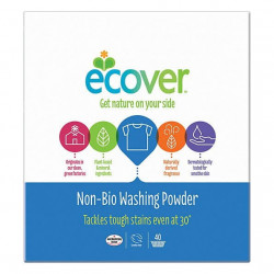 WASHING POWDER NON-BIO (Ecover) 3kg
