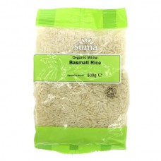 RICE - WHITE BASMATI (Suma) 500g