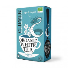 WHITE TEA (Clipper) x 20 bags