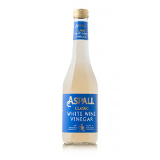 WHITE WINE VINEGAR (Aspall) 350ml