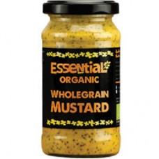 WHOLEGRAIN MUSTARD (Essential) 200g