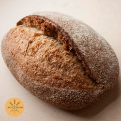 WHOLEMEAL SOURDOUGH (Leeds Bread Co-Op)