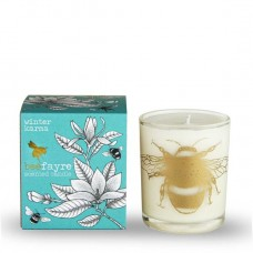 WINTER KARMA LARGE CANDLE (Bee Fayre)