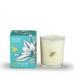 WINTER KARMA VOTIVE (Bee Fayre)