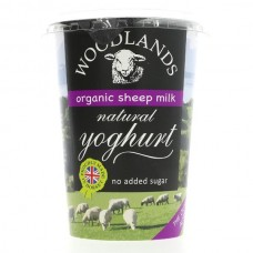 SHEEP MILK YOGHURT (Woodland's Farm) 450g