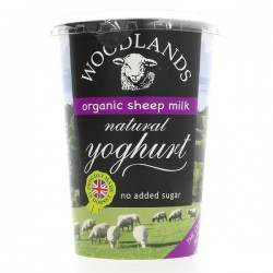 SHEEP YOGHURT (Woodland's Farm) 450g