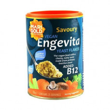ENGEVITA - YEAST FLAKES + B12 (Marigold) 125g