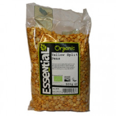 YELLOW SPLIT PEAS (Essential) 500g