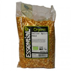 YELLOW SPLIT PEAS (Essential) 500g