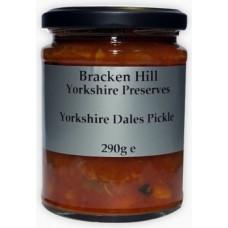 YORKSHRIE DALES PICKLE (Bracken Hill) 290g