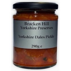 YORKSHRIE DALES PICKLE (Bracken Hill) 290g