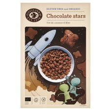 CHOCOLATE STARS CEREAL (Dove's Farm) 375gm