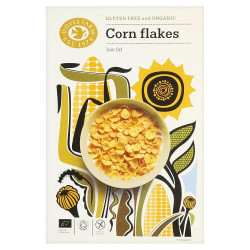 CORNFLAKES - ORGANIC (Dove's Farm) 375gm