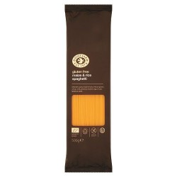 SPAGHETTI - MAIZE & RICE (Dove's Farm) 250g