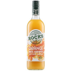 ORANGE SQUASH (Rocks Organic) 740ml