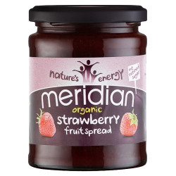 STRAWBERRY SPREAD (Meridian) 284g