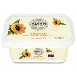 SUNFLOWER SPREAD (Biona) 500g