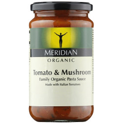 PORCINI PASTA SAUCE (Clearspring) 300g