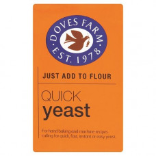 YEAST (Doves Farm) 125g